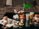 teddy bear afternoon tea at Penha Longa Resort
