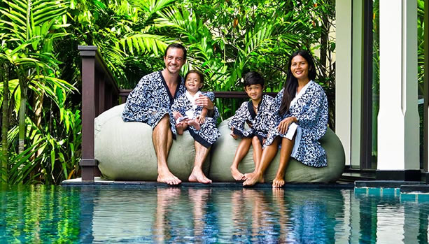 Sense of Family Package at Banyan Tree Samui