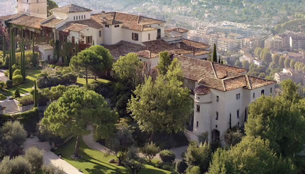 French Riviera Family Offer at Château Saint-Martin & Spa, Vence