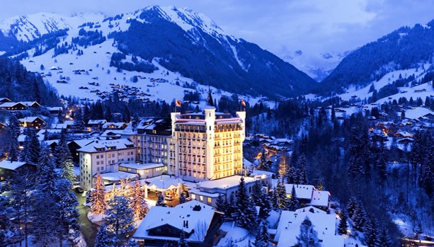 Family Summer Package at Gstaad Palace