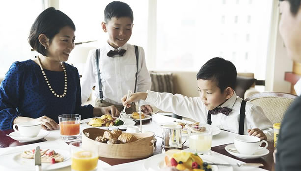 Peninsula Family Moments at The Peninsula Tokyo