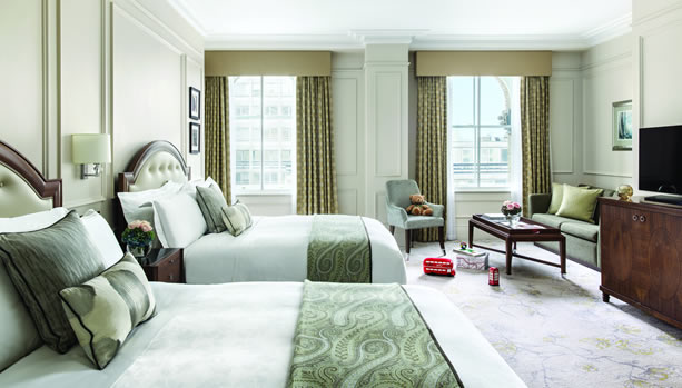 Family Offer at The Langham, London