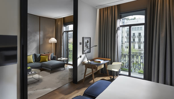 Barcelona Family Package at Mandarin Oriental, Barcelona