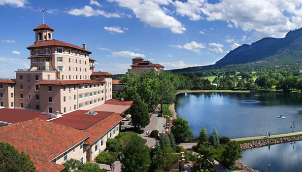 Colorado Springs Family Vacation at The Broadmoor