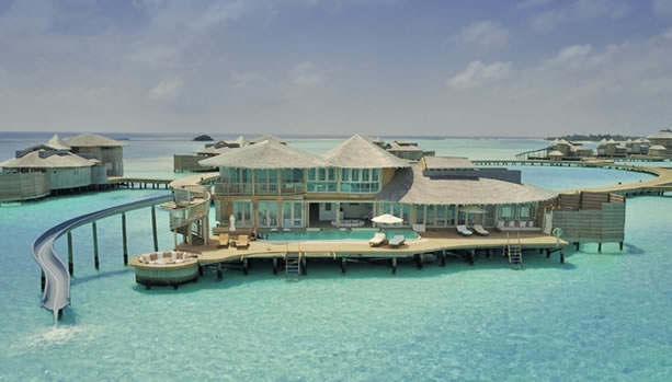 Maldives Family Package at Soneva Jani