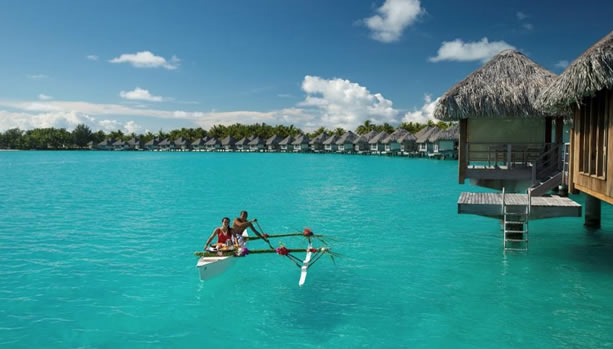 Bora Bora Family Package at The St. Regis Bora Bora