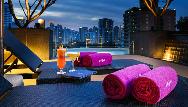 Family Fun Package at akyra Thonglor Bangkok