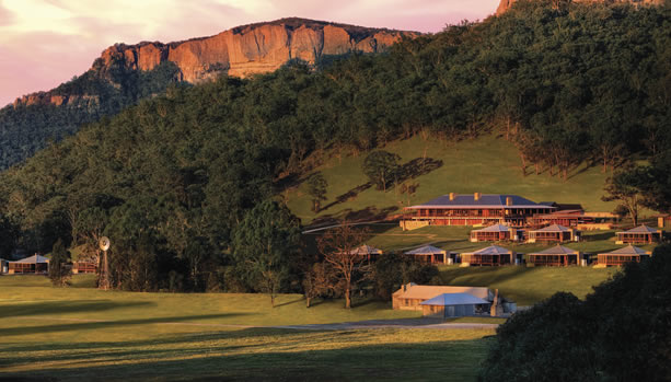 Family Escape Offer at One&Only Wolgan Valley