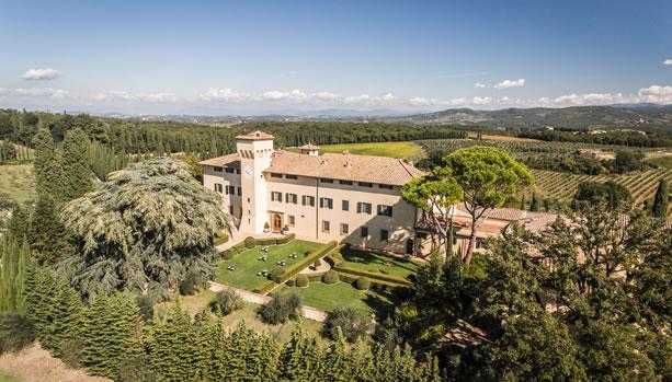 Tuscany Family Package at COMO Castello Del Nero, Tuscany