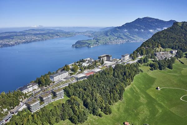 Swiss Family Retreat at The Bürgenstock Resort, Lake Lucerne