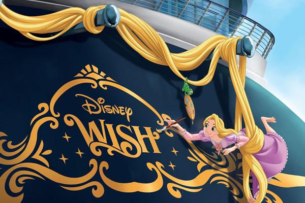 Disney's New Cruise Ship: the Disney® Wish