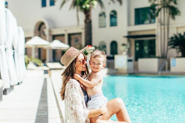 Young Versace at Palazzo Versace Gold Coast