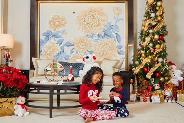 Merry and Bright Chicago Family Package at The Peninsula