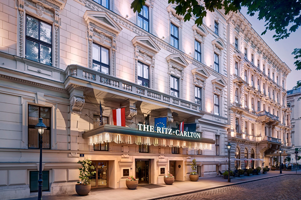 Kids Stay & Eat Free at The Ritz-Carlton, Vienna