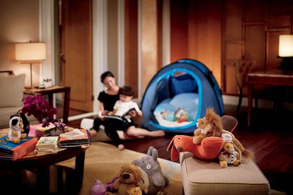 Ritz Kids® Night Safari at The Ritz-Carlton, Chengdu