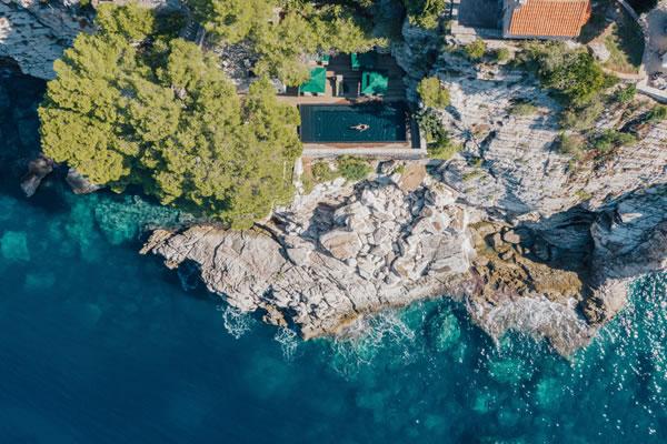 ©Aman Sveti Stefan, Montenegro