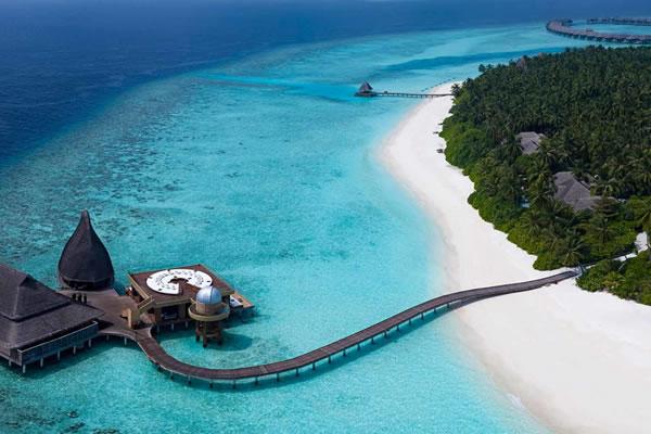 SEA, FIRE, SPICE & SKY - ©Anantara Kihavah Maldives Villas