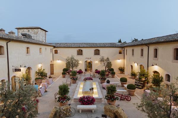 Tosca - ©Belmond Castello di Casole, Tuscany