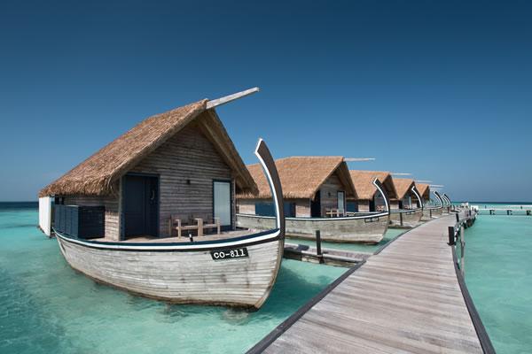 Dhoni Water Villas - ©COMO Cocoa Island, Maldives