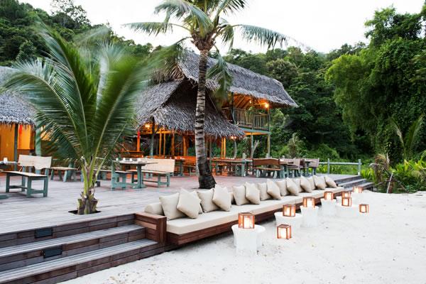 Beach Club - ©COMO Point Yamu, Phuket