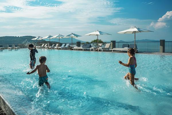 Pool Fun - ©COMO Point Yamu, Phuket