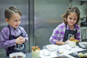 Kids for All Seasons Baking - ©Four Seasons Hotel Gresham Palace Budapest