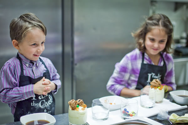 Kids for All Seasons Baking - ©Four Seasons Hotel Gresham Palace Budapest