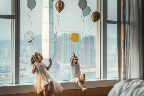 A World of Arts and Crafts for Kids at Four Seasons Hotel Hong Kong