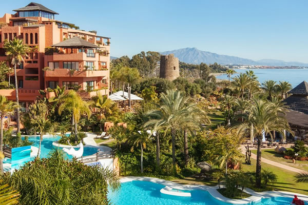 Aerial - ©Kempinski Hotel Bahía Marbella Estepona