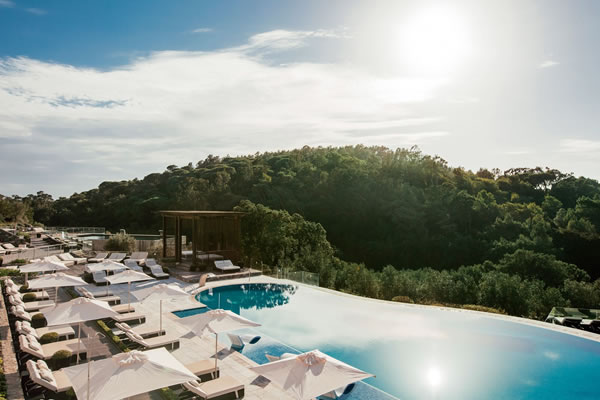 Outdoor Pool - ©Penha Longa, A Ritz-Carlton® Hotel, Sintra, Portugal