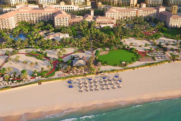Aerial - ©The Ritz-Carlton, Dubai