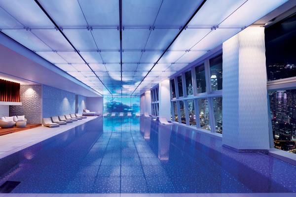 Indoor Swimming Pool - ©The Ritz-Carlton, Hong Kong