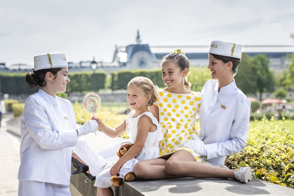 Family Moments Offer at The Peninsula Paris