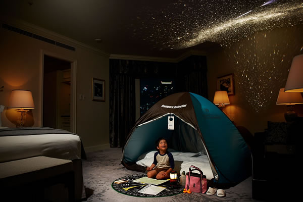 Ritz Kids® Night Safari - ©The Ritz-Carlton, Osaka
