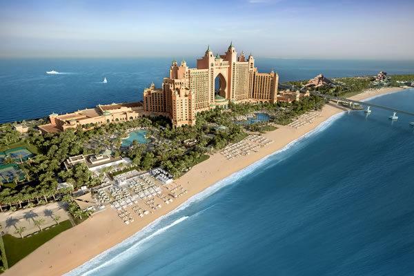 Façade - ©Atlantis The Palm Dubai