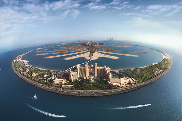 Aerial - ©Atlantis The Palm Dubai