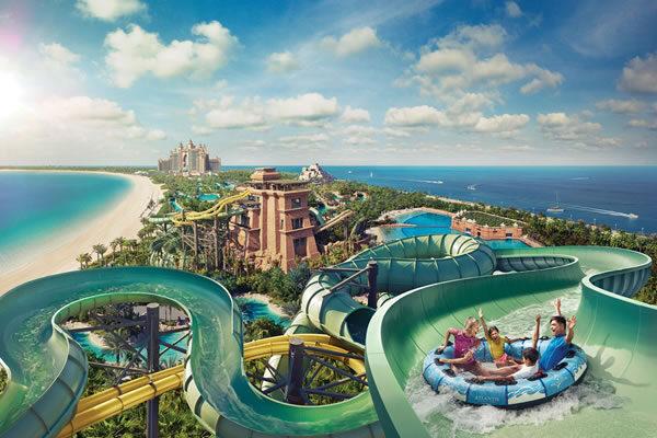 Tower of Poseidon - ©Atlantis The Palm Dubai