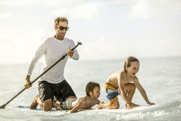 Family Adventures at COMO Parrot Cay, Turks and Caicos Islands