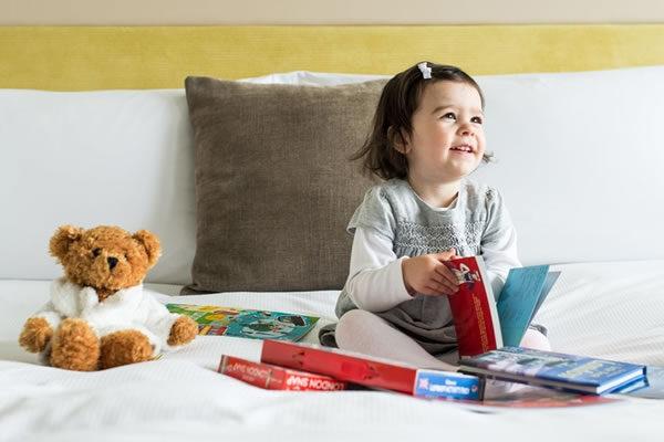 In-Room Kids Amenities -©COMO The Treasury, Perth