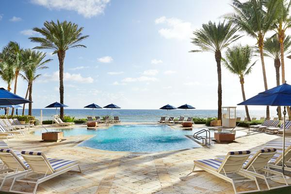 Tranquillity Pool -©Eau Palm Beach Resort & Spa