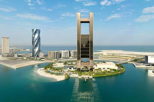 Aerial - ©Four Seasons Hotel Bahrain Bay