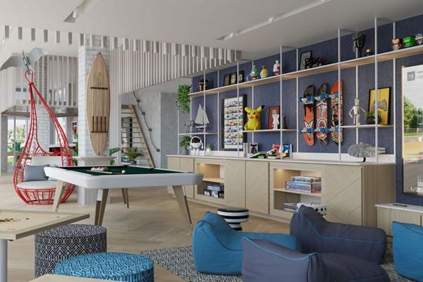 Beach Club for Teens - ©Four Seasons Hotel Bahrain Bay