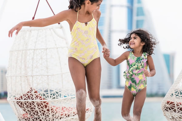 Family Staycation at Four Seasons Hotel Bahrain Bay