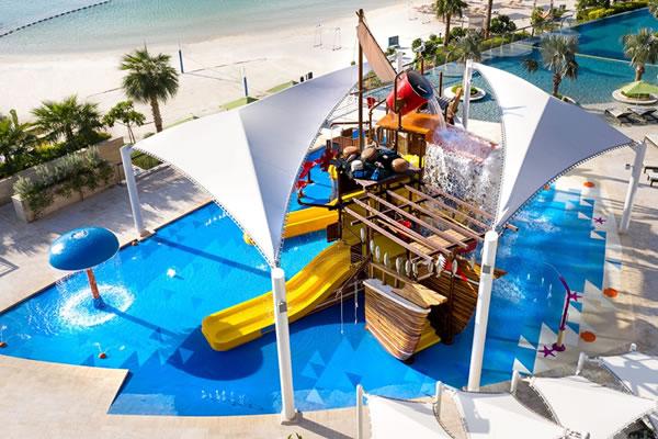 'The Dhow' - ©Four Seasons Hotel Bahrain Bay