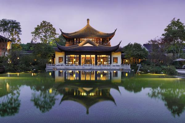 Family Birdwatching Eco-Tour at Four Seasons Hotel Hangzhou at West Lake