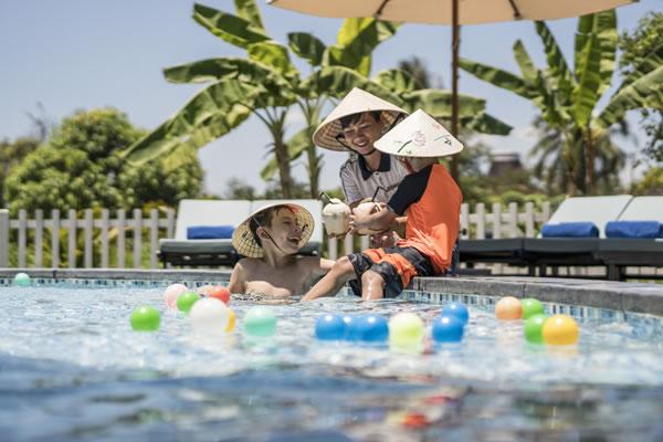 Family First Offer at Four Seasons Resort Hoi An, Vietnam