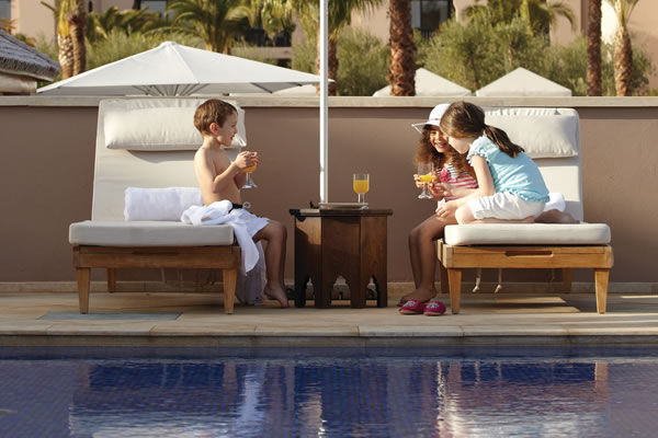 Family Fun Offer at Four Seasons Resort Marrakech