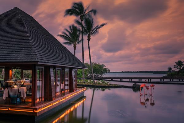 Beau Champ Restaurant -©Four Seasons Resort Mauritius at Anahita - Ken Seet