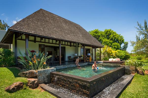 Garden Residence Villa -©Four Seasons Resort Mauritius at Anahita - Ken Seet