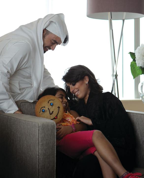 Family Vacation -©Four Seasons Hotel Riyadh - Paul Thuysbaert